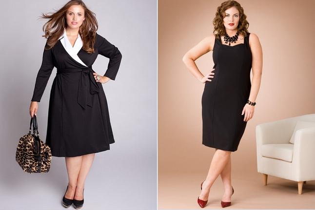 Летние деловые платья больших размеров